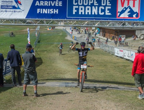 Coupe de France XCO 2017 • Montgenèvre #4