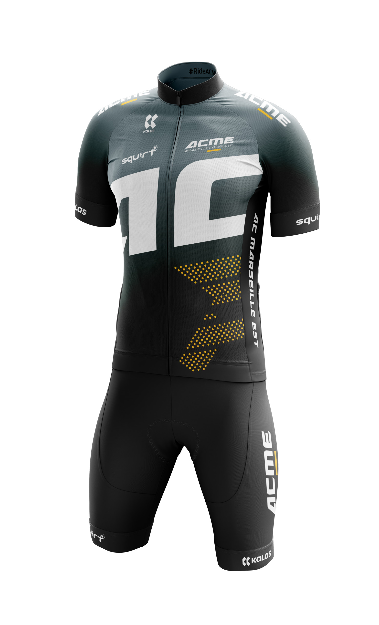 Maillot 2016 designed by SRO